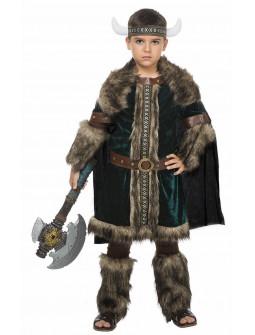 Disfraz de Guerrero Vikingo para Niño