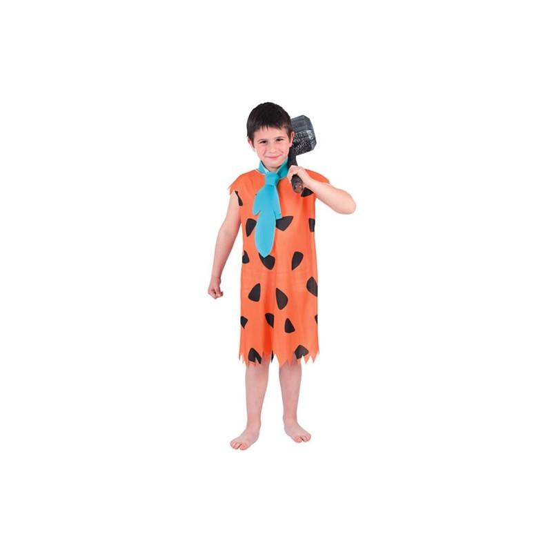 Disfraz De Pedro Picapiedra Infantil Comprar Online