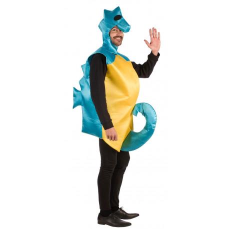 Disfraz de Caballito de Mar para Adulto