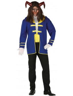 Disfraz de La Bestia de Disney para Adulto