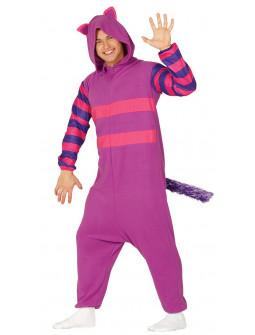 Disfraz de Gato Cheshire de Alicia para Hombre