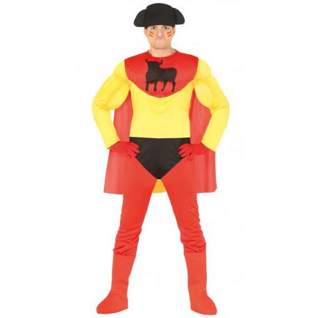 Disfraz de Superhéroe Español para Hombre