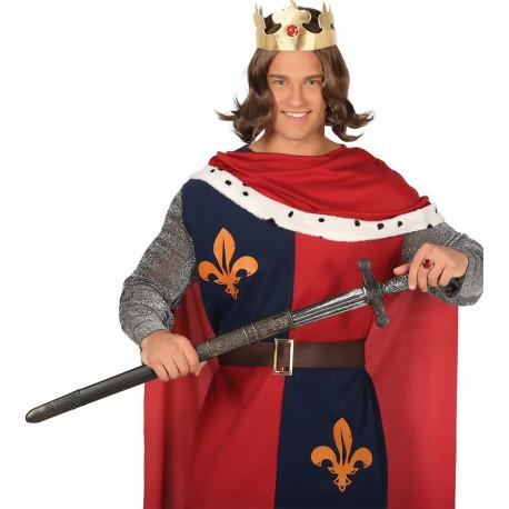 Espada de Guerrero Medieval con Funda