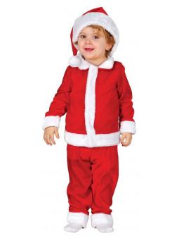 Disfraz de Papá Noel Divertido para Bebé