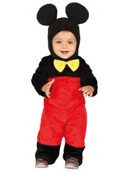 Disfraz de Ratoncito Mickey Mouse para Bebé