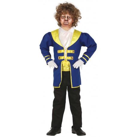 Disfraz de La Bestia de Disney Infantil