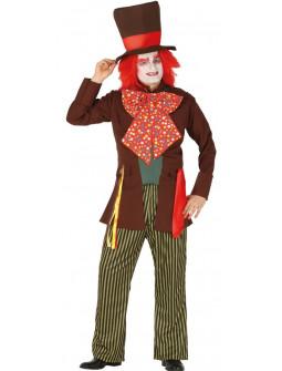 Disfraz de Sombrerero Loco de Alicia para Hombre