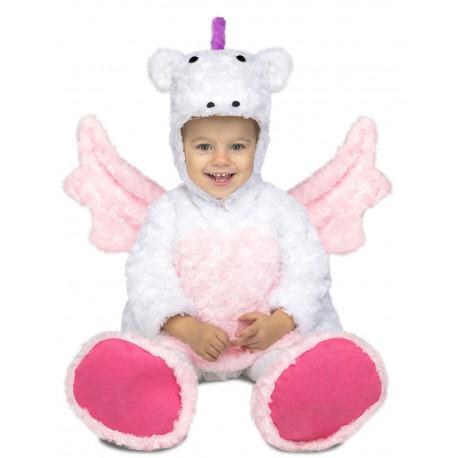 Disfraz de Unicornio de Peluche Infantil