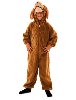 Disfraz de Perro de Peluche Infantil