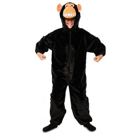 Disfraz de Mono de Peluche Infantil