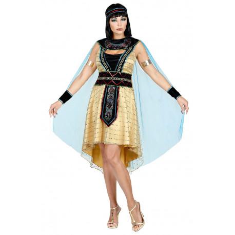 Disfraz de Emperatriz Egipcia Elegante para Mujer