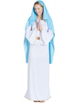 Disfraz de Virgen María para Adulto