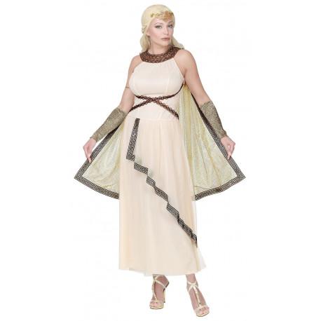 Disfraz de Diosa Griega Elegante para Mujer