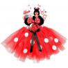 Kit de Disfraz Ratoncita Minnie Mouse Infantil