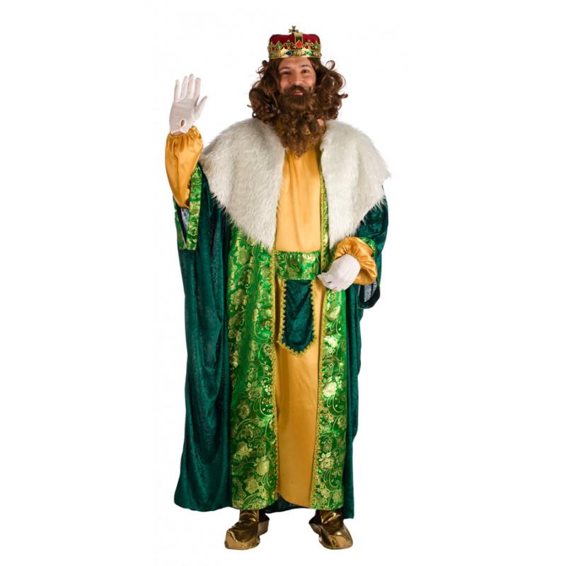 Disfraz De Rey Mago Gaspar Para Hombre