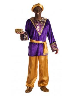 Disfraz de Paje del Rey Baltasar para Adulto