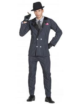 Disfraz de Gánster Al Capone para Hombre