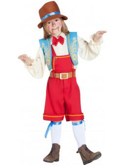 Disfraz de Pinocho Divertido Infantil