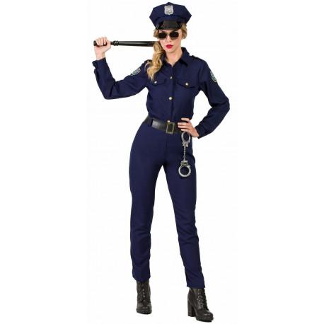 Disfraz de Policía de Nueva York para Mujer