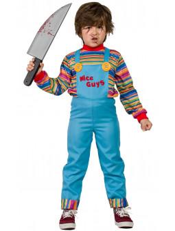 Disfraz de Chucky el Muñeco Diabólico para Niño