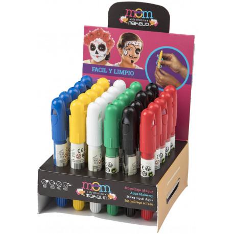 Lápiz de Maquillaje Regulable en Colores