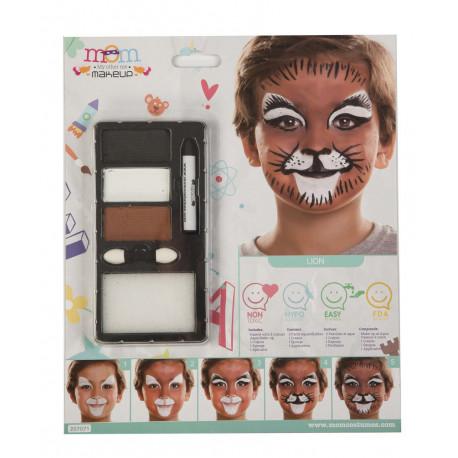 Kit de Maquillaje de León Infantil