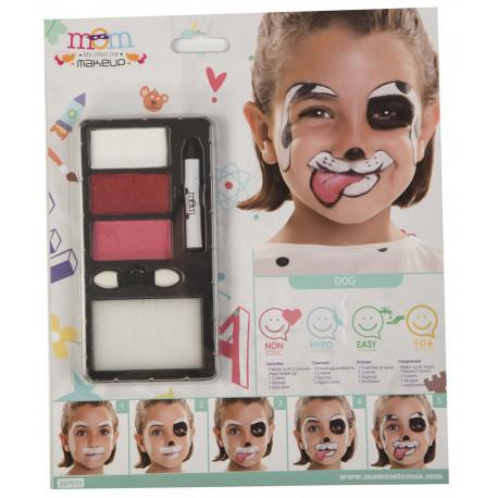 Kit de Maquillaje de Perro Infantil