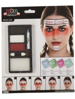 Kit de Maquillaje de India para Mujer