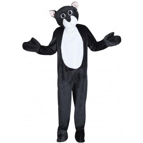 Disfraz de Tigre Cabeza Gigante para Adulto