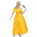 Disfraz de Bella Largo para Mujer