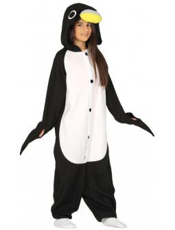 Disfraz de Pingüino Pijama Infantil