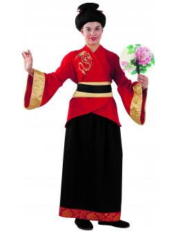 Disfraz de China Dragón para Niña