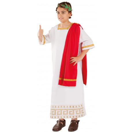 Disfraz de Pretor Romano para Niño