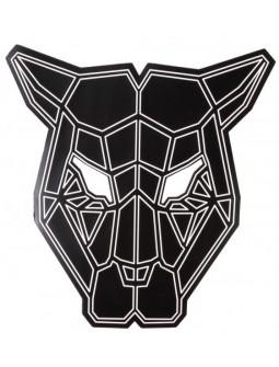 Máscara de Toro con Luz Led y Activación por Sonido