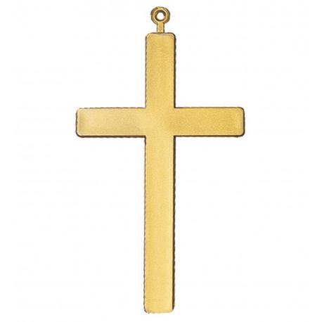 Colgante con Cruz de 20 cm