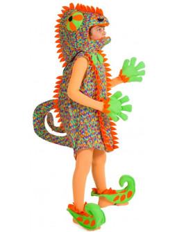 Disfraz de Camaleón Molón Multicolor Infantil