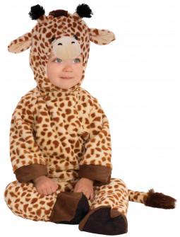 Disfraz de Jirafa de Peluche para Bebé