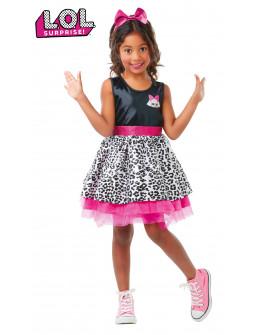 Disfraz de Muñeca Diva LOL Surprise para Niña