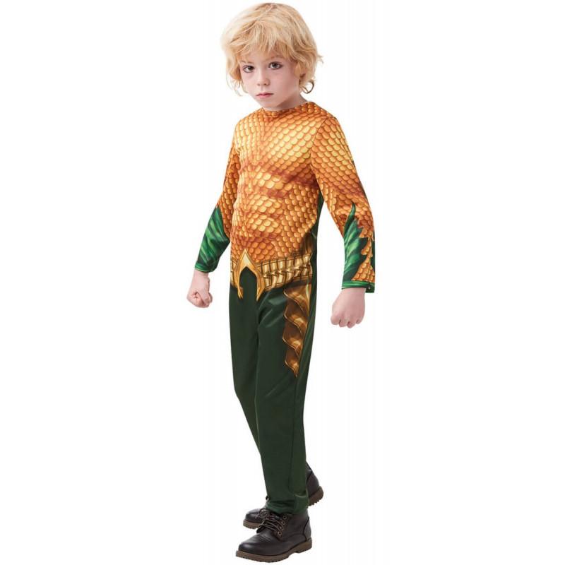 Disfraz de Aquaman para Niño  b07a6b18794