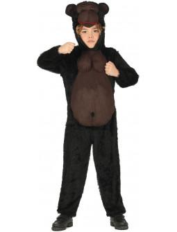 Disfraz de Gorila Salvaje Infantil