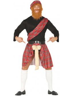 Disfraz de Escocés Cachondo para Hombre