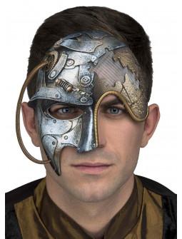 Máscara Steampunk Estilo Robot