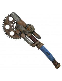 Sierra Circular Mecánica Steampunk