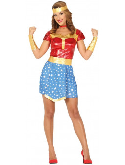 dc599ac7f5f Disfraces de Superhéroes y Superheroínas