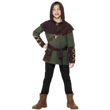 Disfraz de Arquero Robin Hood para Niño
