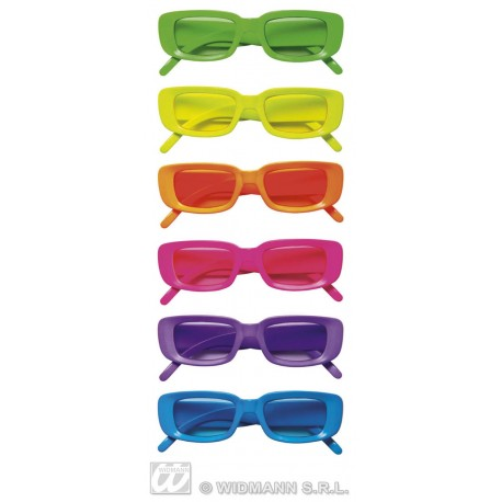 Gafas Unisex en colores