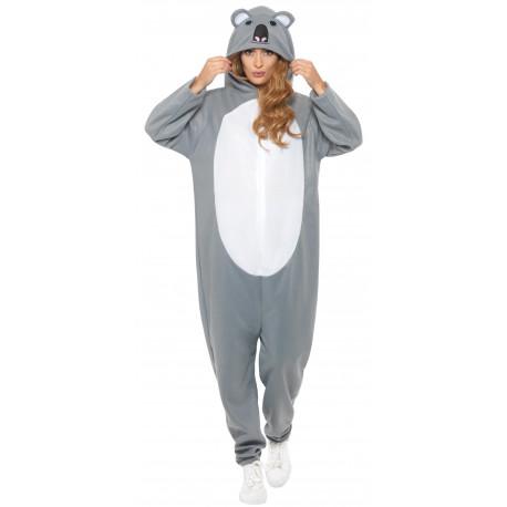 Disfraz de Koala Pijama para Adulto