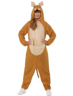 Disfraz de Canguro Pijama para Adulto
