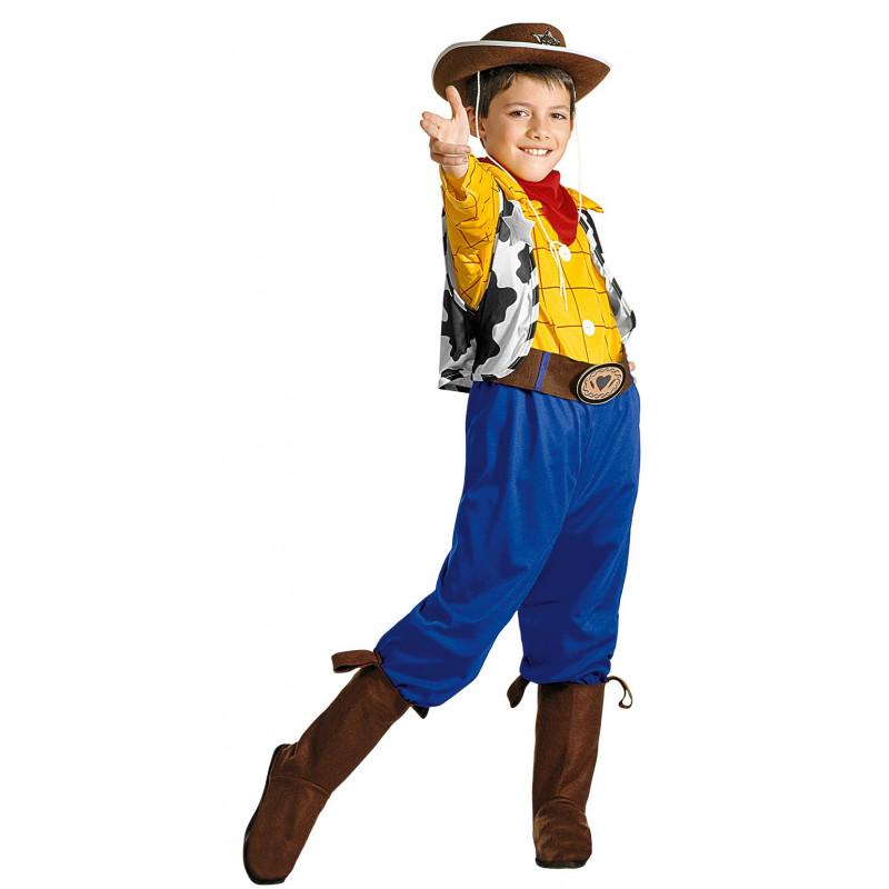 Disfraz de Woody Toy Story Infantil  ed6e6d40162