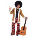 Disfraz de Hippie Woodstock para Hombre